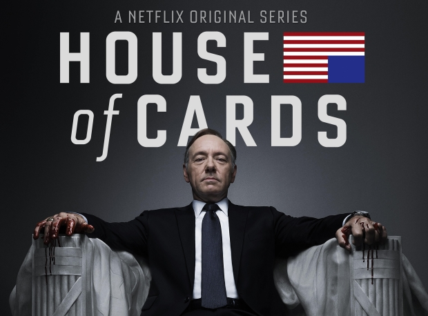 affiche di house of cards