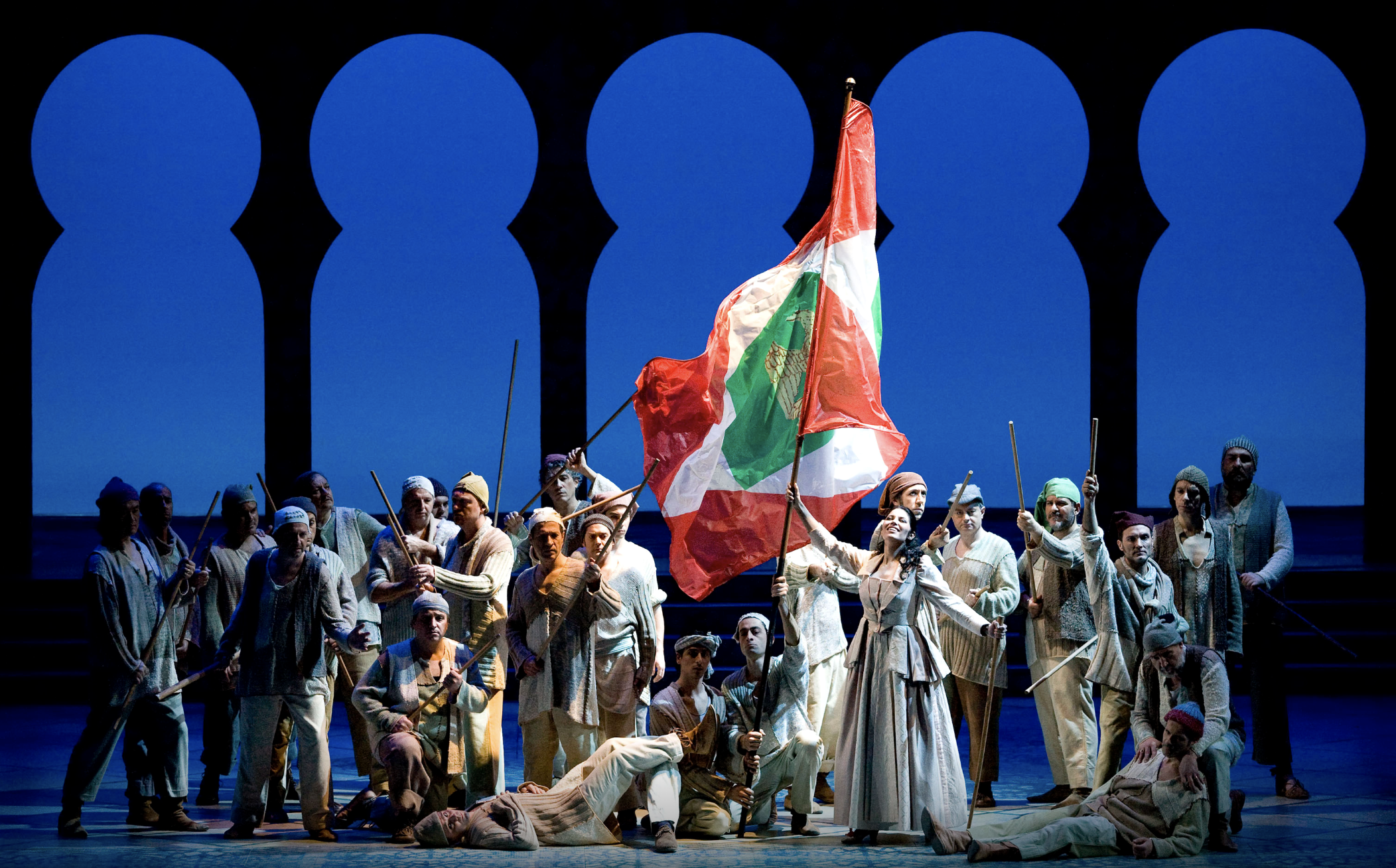 Italiana in Algeri di G. Rossini, 2009